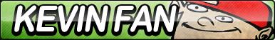 Kevin (Ed Edd n' Eddy) Fan Button