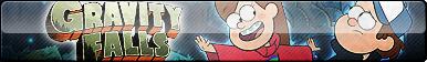 Gravity Falls Button