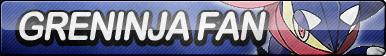 Greninja Fan Button by ButtonsMaker