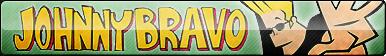 Johnny Bravo Button by ButtonsMaker