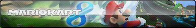 Mario Kart 8 Button