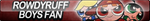 Rowdyruff Boys Fan Button by ButtonsMaker