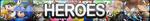 AllStar Heroes Button by ButtonsMaker
