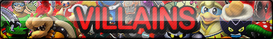 AllStar Villains Button by ButtonsMaker
