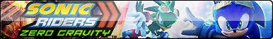 Sonic Riders Zero Gravity Button