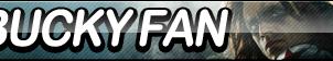 Bucky Fan Button by ButtonsMaker