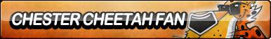 Chester Cheetah Fan Button