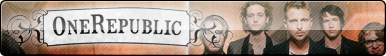 OneRepublic Fan Button by ButtonsMaker
