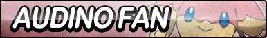 Audino Fan Button