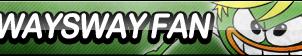 SwaySway Fan Button by ButtonsMaker