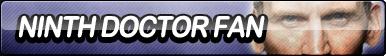 Ninth Doctor Fan Button