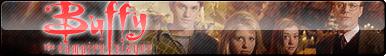 Buffy the Vampire Slayer Fan Button