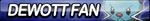 Dewott Fan Button by ButtonsMaker