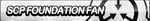 SCP Foundation Fan Button by ButtonsMaker