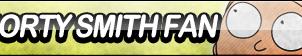 Morty Smith Fan Button by ButtonsMaker