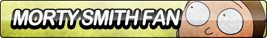 Morty Smith Fan Button