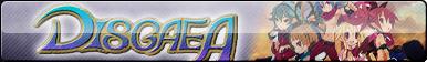 Disgaea Fan Button by ButtonsMaker