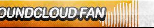 SoundCloud Fan Button by ButtonsMaker
