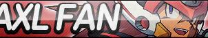 Axl Fan Button by ButtonsMaker