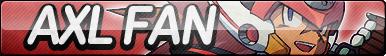 Axl Fan Button