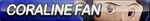 Coraline Fan Button by ButtonsMaker
