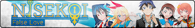 Nisekoi Fan Button