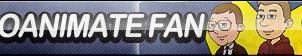 GoAnimate Fan Button by ButtonsMaker