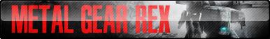 Metal Gear Rex Fan Button