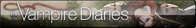 Vampire Diaries Fan Button