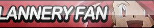 Flannery Fan Button by ButtonsMaker