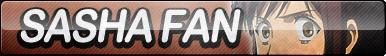 Sasha (Attack on Titan) Fan Button