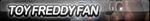 Toy Freddy Fan Button by ButtonsMaker
