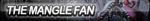 The Mangle Fan Button by ButtonsMaker