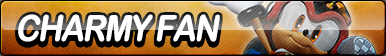 Charmy Fan Button (Resubmit)