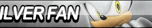 Silver Fan Button (Resubmit) by ButtonsMaker