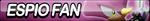 Espio Fan Button (Resubmit) by ButtonsMaker