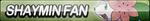 Shaymin Fan Button (Resubmit) by ButtonsMaker
