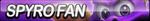 Spyro Fan Button (Resubmit) by ButtonsMaker