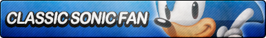 Classic Sonic Fan Button (Resubmit)