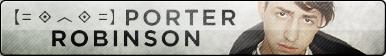 Porter Robinson Fan Button