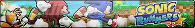 Sonic Runners Button