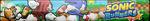 Sonic Runners Button by ButtonsMaker