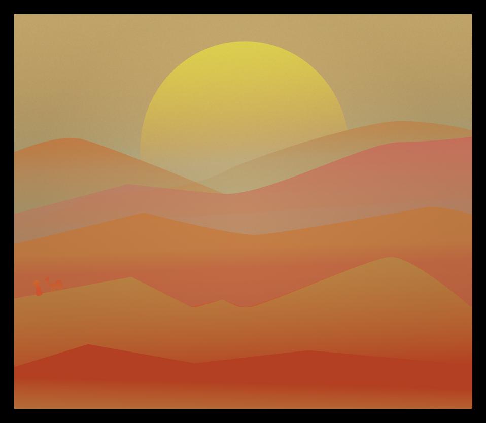 Mountain by ikmallsyafiqq