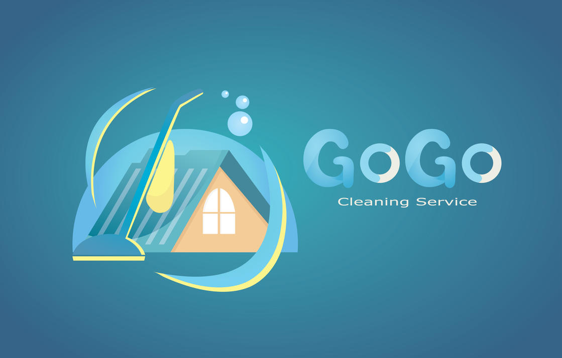 GOGO Cleaning service by ikmallsyafiqq