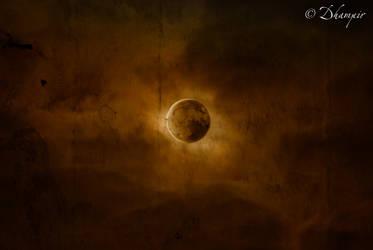 Moon by Dhampir1986