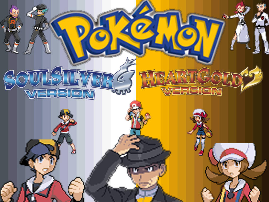 how to download pokemon heart gold