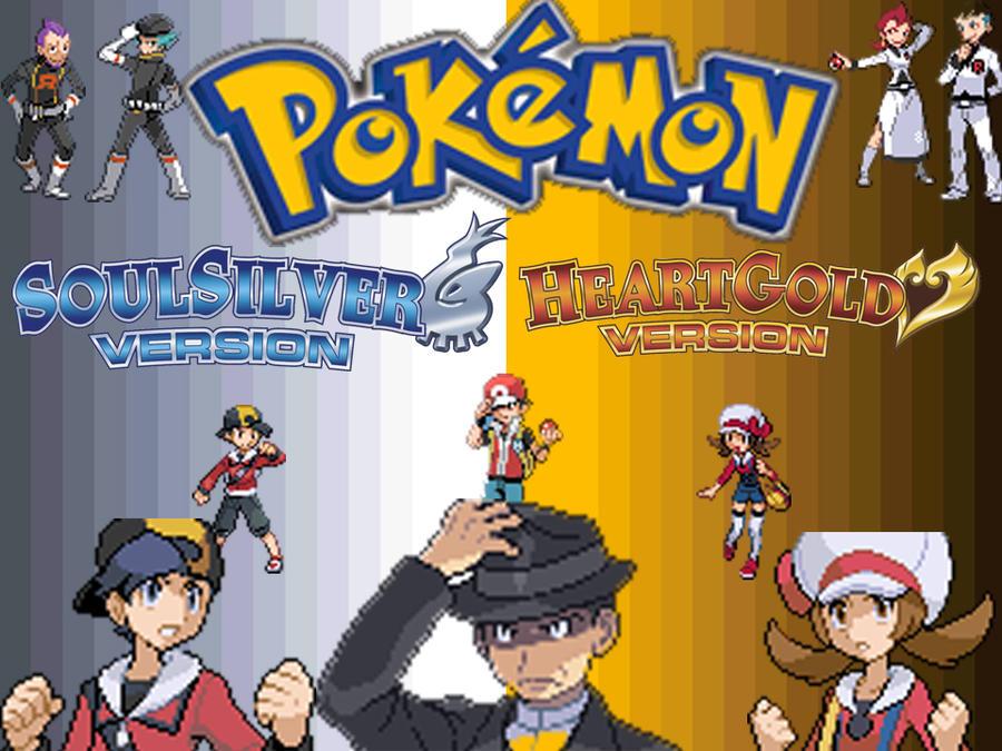 pokemon soul silver ds emulator