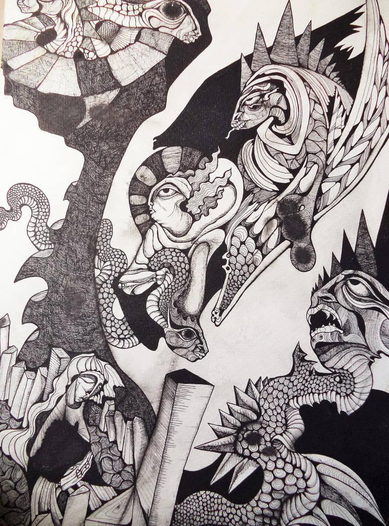 THE SACRIFICE by LYNN KAUFFMAN by lynnkauffman