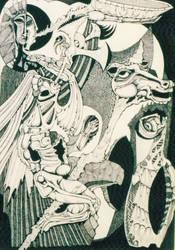 THE HOBBY HORSE by lynnkauffman