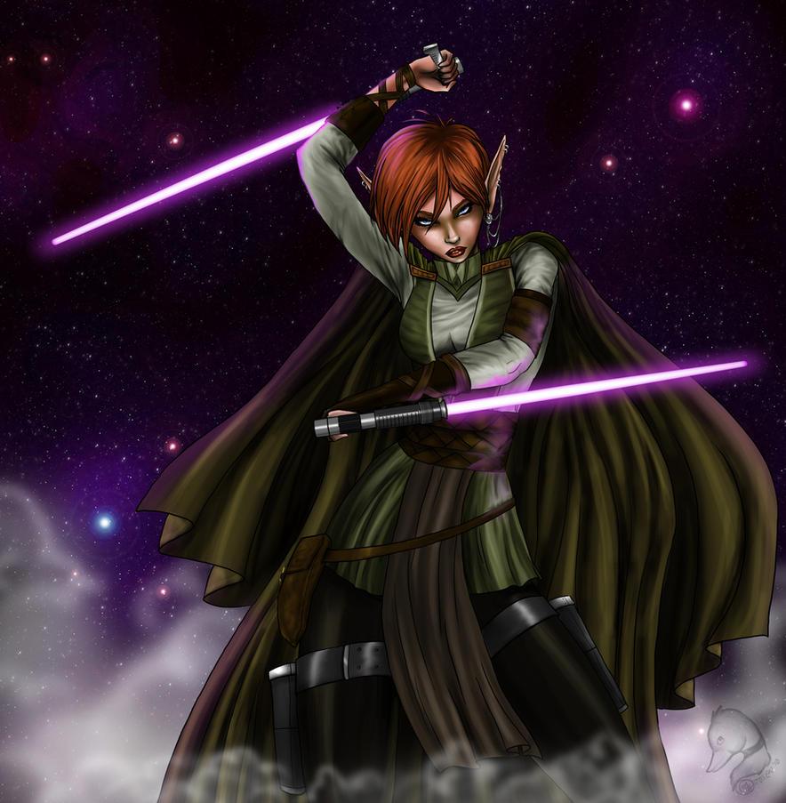 Jedi Wallpaper: By Odduckoasis On DeviantArt